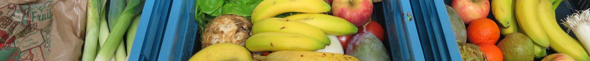 Groenten en fruit van Voedselteams