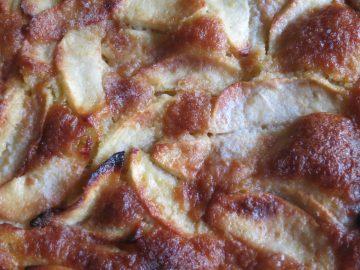 Recept Oude appeltaart